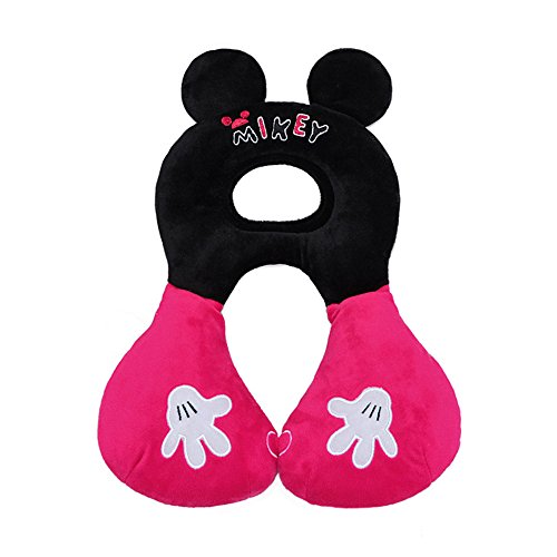 Best Neck Pillow For Toddler Car Seat - Inchant Baby Head Neck Support Travel