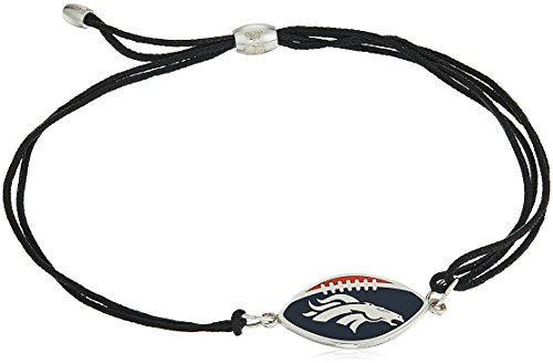 Alex and Ani Kindred Cord, Denver Broncos, Sterling Silver Bracelet