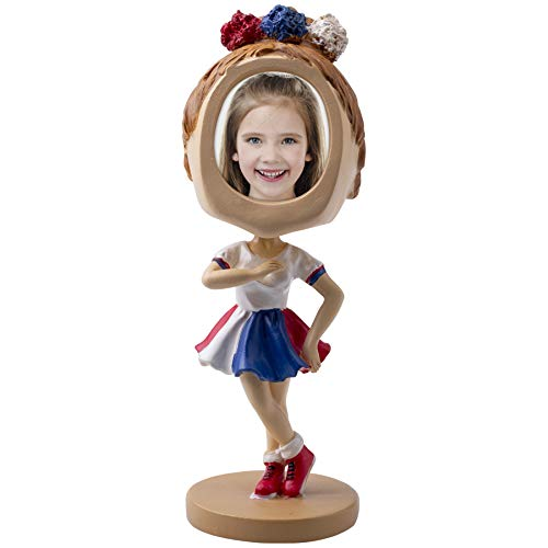 Neil Enterprises Inc. Cheerleader Photo Bobble Head