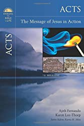 Acts: The Message of Jesus in Action (Bringing the Bible to Life)