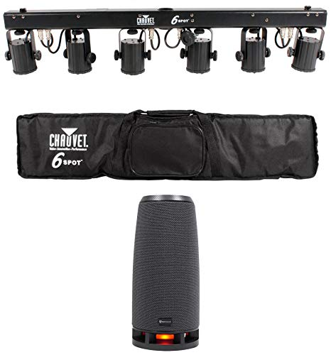 Chauvet 6Spot Led Color Changer Lighting System in US - 4