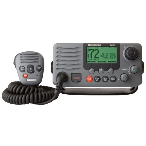Raymarine RAY218 VHF Radio by Raymarine