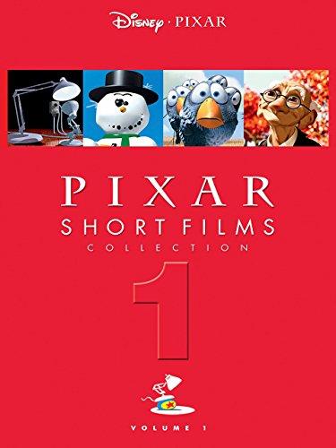 (Pixar Short Films Collection, Vol. 1)