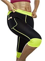 """""""Mybulgingthighsandflabbystomachmademedepressed. The weight loss process is so long..."""" You may complain that until you find TrainingGirl anti-cellulite neoprene hot pants which offers a lazy fast way of weight loss to have an ideal s..."""