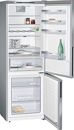 siemens iq500 kg49edi40 kühl gefrier kombination a kühlteil