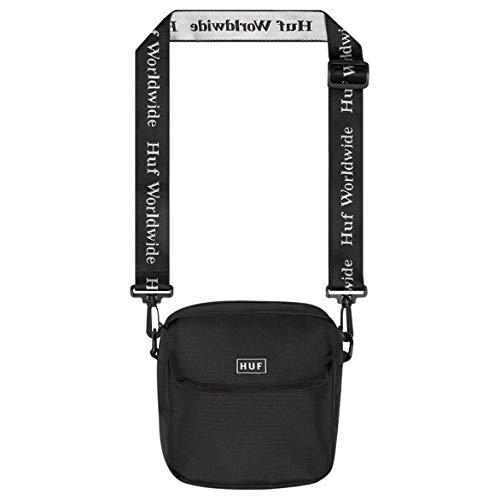 Price comparison product image Huf Tompkins Shoulder Shopper Bag One Size Black