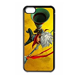 Bastion iPhone 5c Cell Phone Case Black 53Go-104070