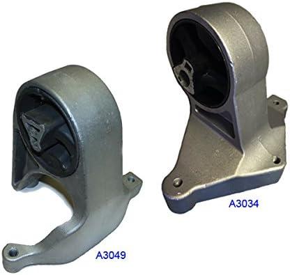 Motor Mount /& Transmission Mount Set 4PCS for 2008-2014 Dodge Avenger 2.4L