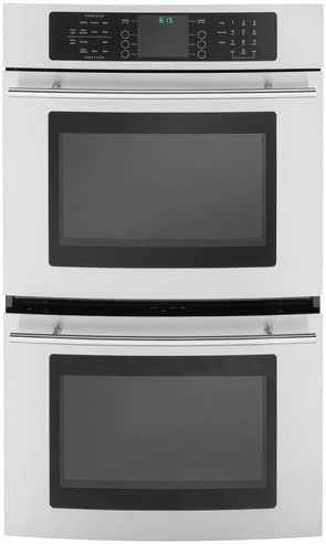 Amazon Com Jenn Air Jjw9630dd 30 Floating Glass Electric Double Wall Oven Multi Stainless Steel Appliances