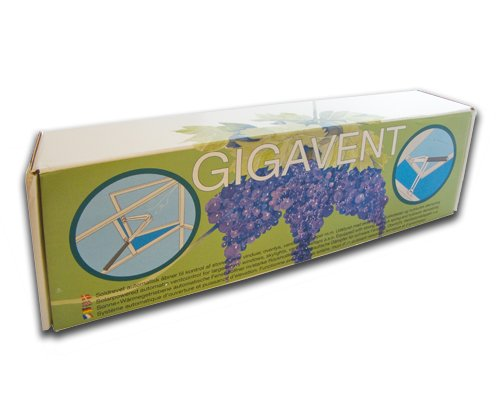 Gigavent - Automatic Greenhouse Vent Opener up to 65 Lbs