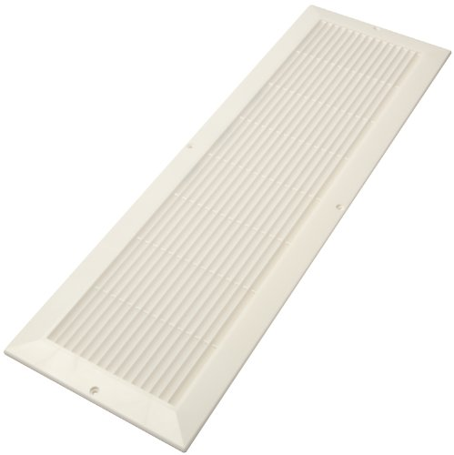 Wh Return Air (Decor Grates PL624-WH 6-Inch by 24-Inch Cold Air Return, White)