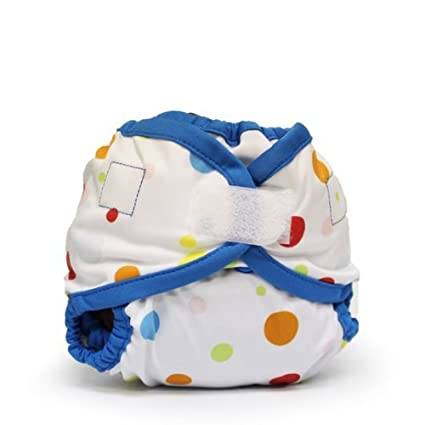 Rumparooz pañal de tela cubierta, Gumball Aplix, del Recién Nacido ...