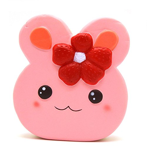 New Squishy Rabbit Cake Doll 15CM Scented Slow Rising Halloween Gift Toy