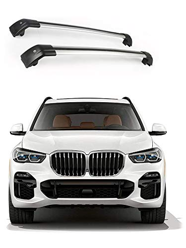 Chebay Fits for BMW G05 X5 2019 Crossbar Cross bar Roof Rail Luggage Carrier