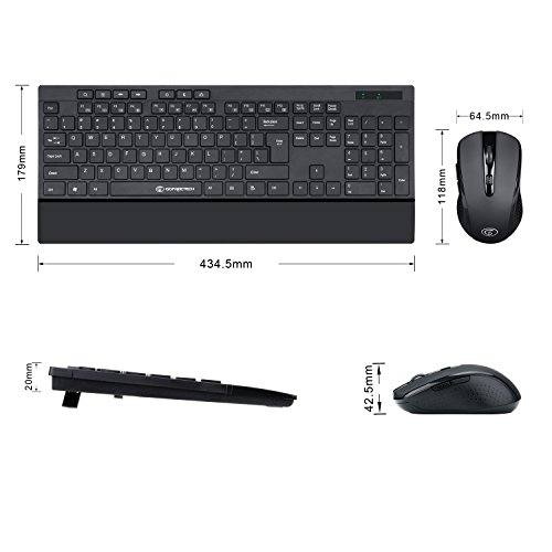 GOFREETECH-24G-Wireless-Keyboard-and-Mouse-Combo-Full-Size-Keyboard-and-Portable-Mobile-Optical-MiceLong-Battery-LifeBlack