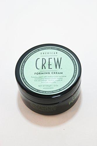 American Crew Crème formage, attente moyen d'une brillance moyenne, Jars 3 onces (pack de 2) (emballage peut varier)
