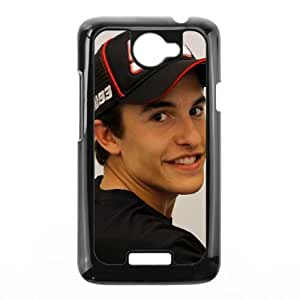 Marc Marquez HTC One X Cell Phone Case Black aakc