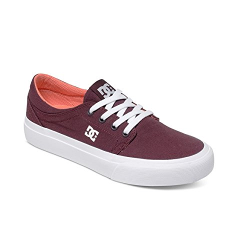BKW Women's DC Top Wine J Trase Tx Trainers Low HnaatST