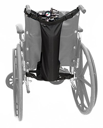 AdirMed Oxygen Cylinder Bag for Wheelchairs (D & E Cylinders) by AdirMed (Image #2)