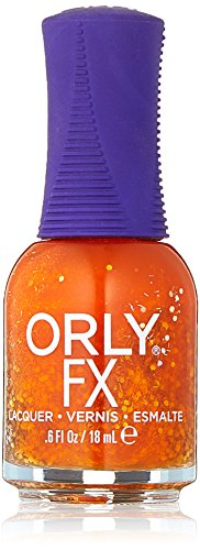 Orly Nail Lacquer, Right Amount Of Evil, 0.6 Fluid Ounce -