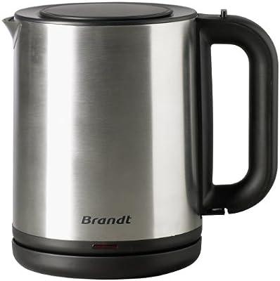 Brandt BO1519X - Hervidor eléctrico, color oxidado: Amazon.es: Hogar