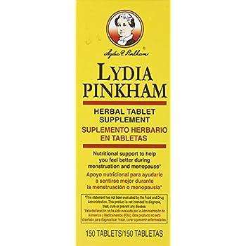 Lydia Pinkham 150 Tablets