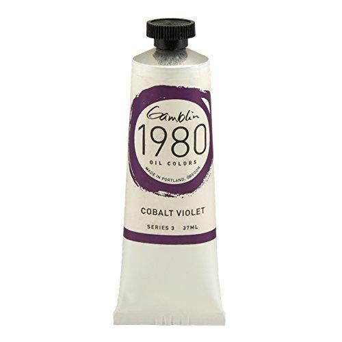 - Gamblin 1980 Oil Cobalt Violet Ag 150Ml