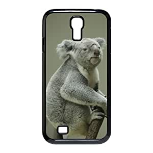 QSWHXN Customized Koala Pattern Protective Case Cover Skin for Samsung Galaxy S4 I9500