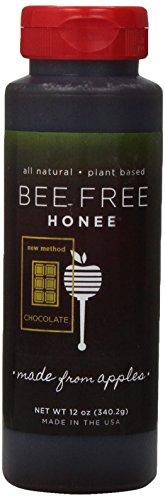UPC 853387002040, Honee Bee-Free Honey, Chocolate, 12 Ounce
