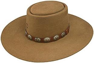 6ee4279920d Charlie 1 Horse Unisex High Desert Wool Hat Pecan Large