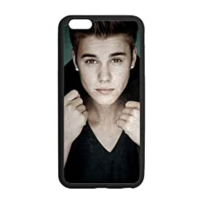 iPhone 6 Plus Case, [Justin Bieber] iPhone 6 Plus (5.5) Case Custom Durable Case Cover for iPhone6 TPU case(Laser Technology)
