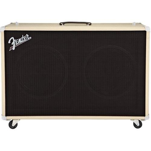 Fender Super-Sonic 60 2x12 Extension Cabinet - Blonde (Guitar 2x12 Extension Cabinet)