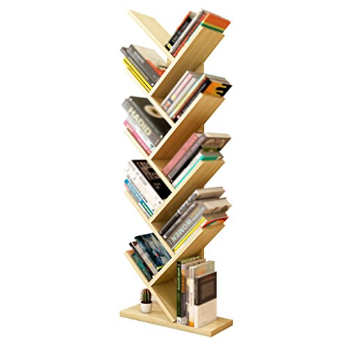 Amazon.com: Tree Shape Bookshelf Living Room Bookcase