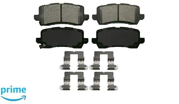 Wagner Brake ZD1679 Quick Stop Ceramic Disc Brake Pad Set