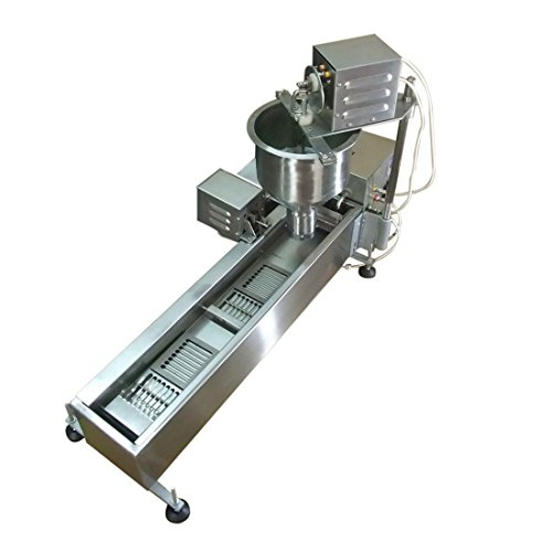 automatic donut making machine - 6