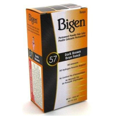 Bigen Couleur des cheveux brun foncé # 57