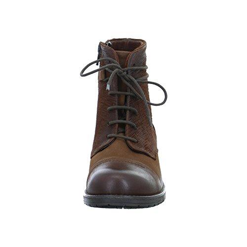 Clarks Adelia Stone, Chaussures À Lacets Marron