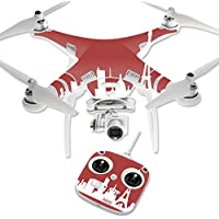 Skin For DJI Phantom 3 Standard – Paris | MightySkins Protective, Durable, and Unique Vinyl Decal wrap cover | Easy To Apply, Remove, and Change Styles | Made in the USA