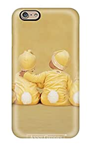 Rosemary M. Carollo's Shop Hot 9026825K70547167 New Arrival Case Specially Design For Iphone 6 (babies Playing Together)