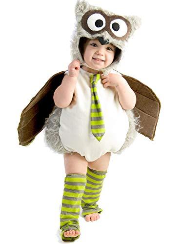 (Princess Paradise Edward The Owl Costume,)