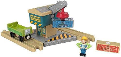 Fisher-Price Thomas & Friends Wood, Spin & Lift -