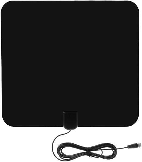 WEISHAZI Antena digital amplificador de señal aérea Repetidor ...