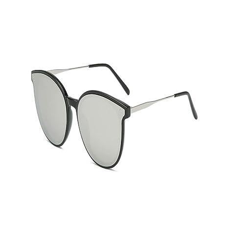 Yangjing-hl Gafas de Sol de Tres Puntos con Clavos de ...