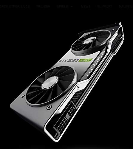 NVIDIA GeForce RTX 2080 SUPER image/logo