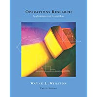 Operations Research: Applications and Algorithms (with CD-ROM and InfoTrac®)