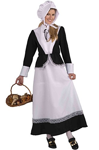 Toddler Milk Maid Costume (Colonial Pilgrim Woman Adult Costume)