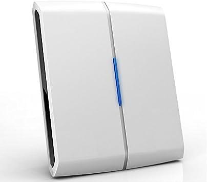 August DTA300W - Antena portátil para interior con amplificador de señal TDT (con USB, televisión DVB-T, radio DAB)