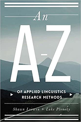Amazon an az of applied linguistics research methods an az of applied linguistics research methods 1st ed 2015 edition fandeluxe Gallery