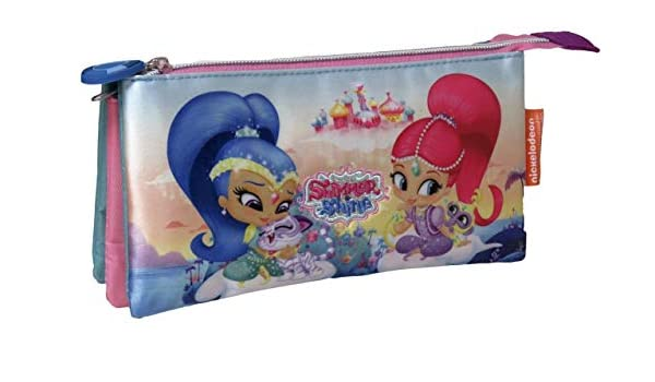 9933, Pack Shimmer and Shine; Compuesto por Monedero; portatodo ...