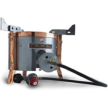 Edelmetall Br Burner Outdoor Propane Burner Designed Specifically For Home Brewing Beer